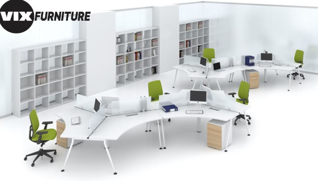 Office furniture in Binh Duong