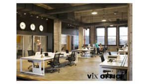 Factory office design in Ho Chi Minh City