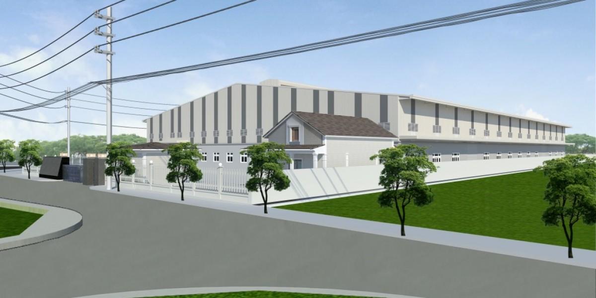Quat Dong Factory Design and Construction Project No. 2