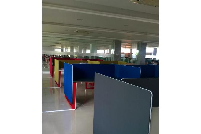 Interior construction of Dong Nai University