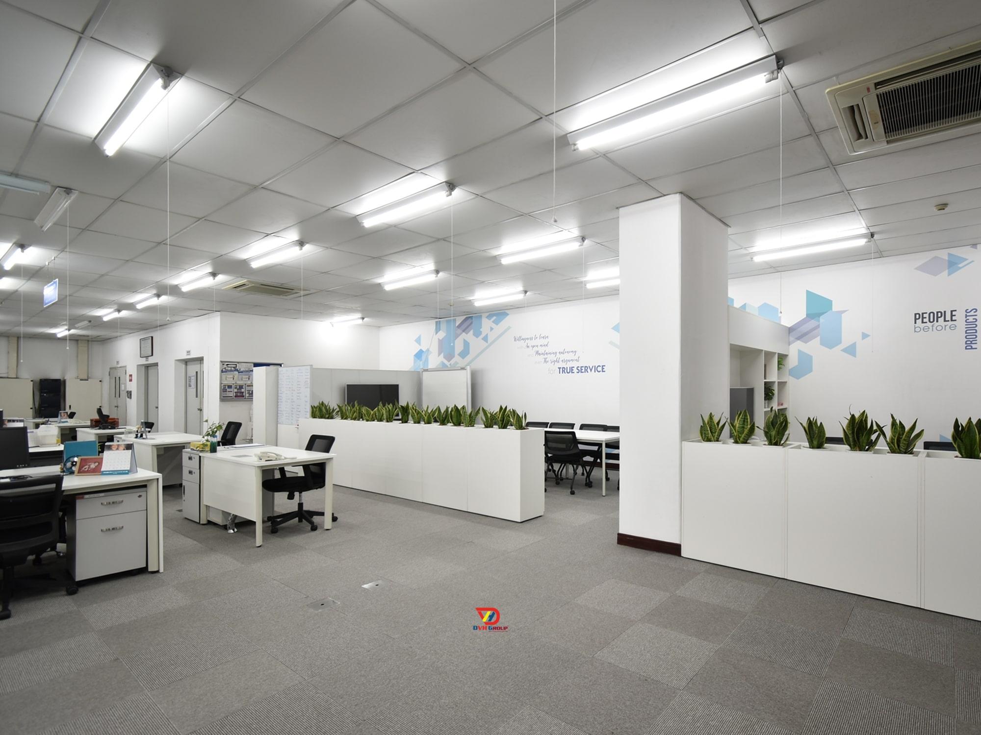 Panasonic Factory (Office)
