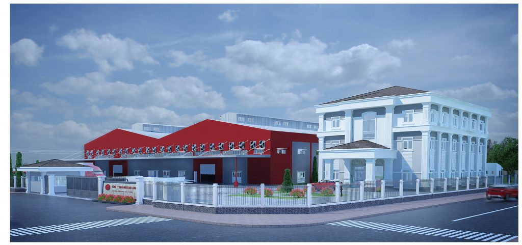 Consulting, Design and Construction of Factory TAIWAN PLASTIC COMPANY