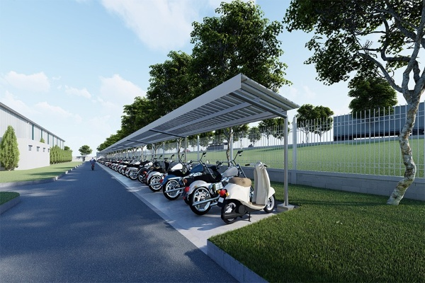 Design and build factories for rent in Dau Giay Industrial Park