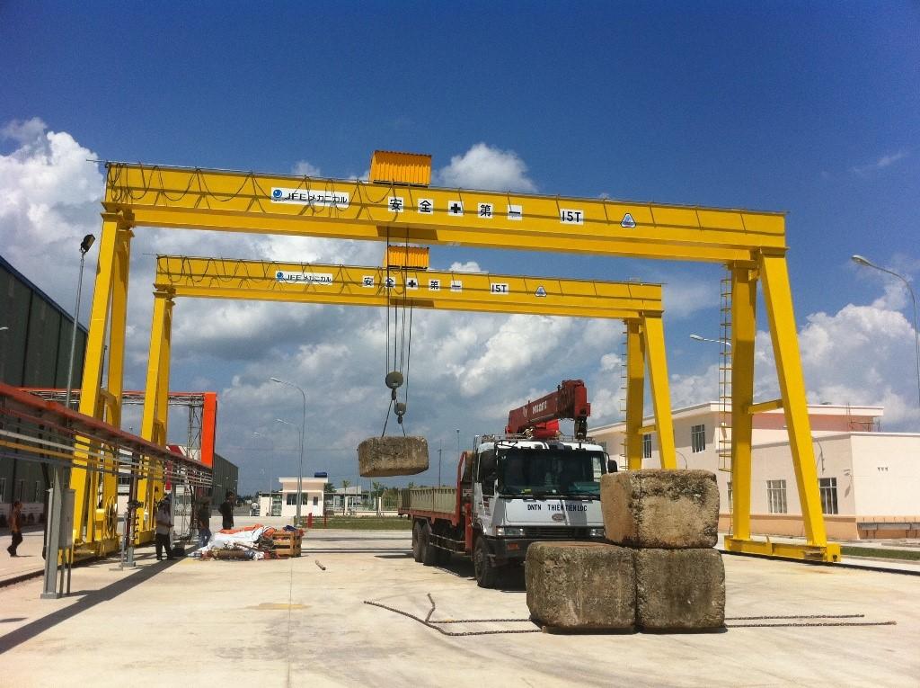 FACTORY CONSTRUCTION DESIGN – JFE VIETNAM MECHANICAL FACTORY