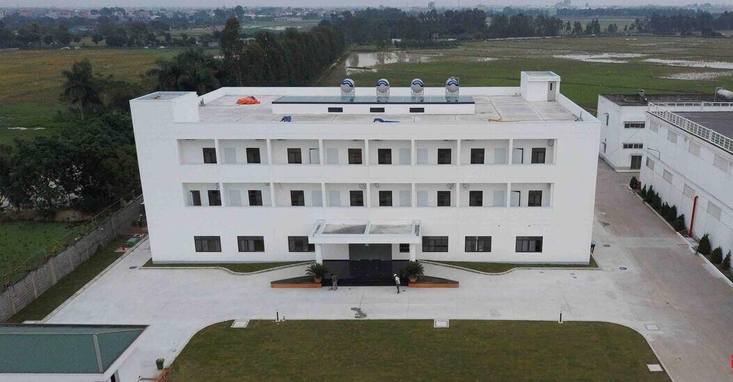 Design and build house ANNEX Electronics Co., Ltd