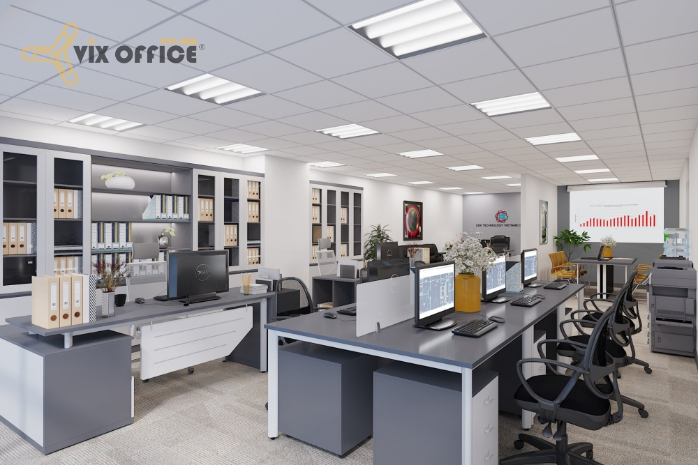 Combining traditional with modern design creates productivity for employees