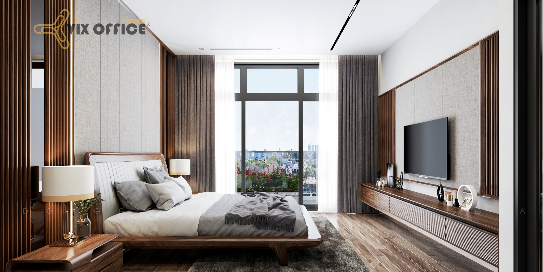 Bedroom design must ensure comfort and convenience