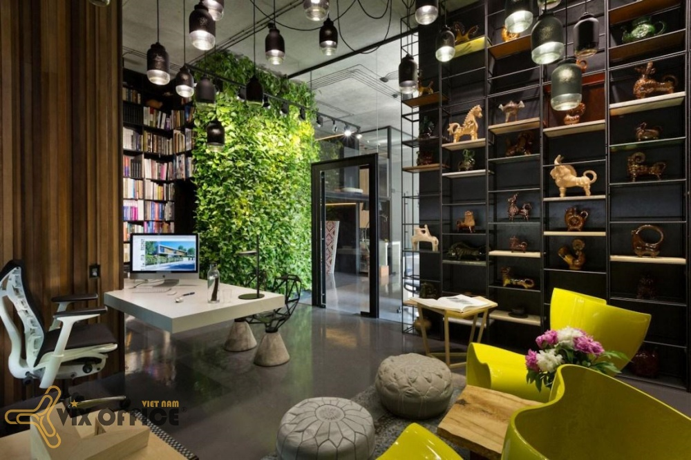 Artist office trends have multiple benefits