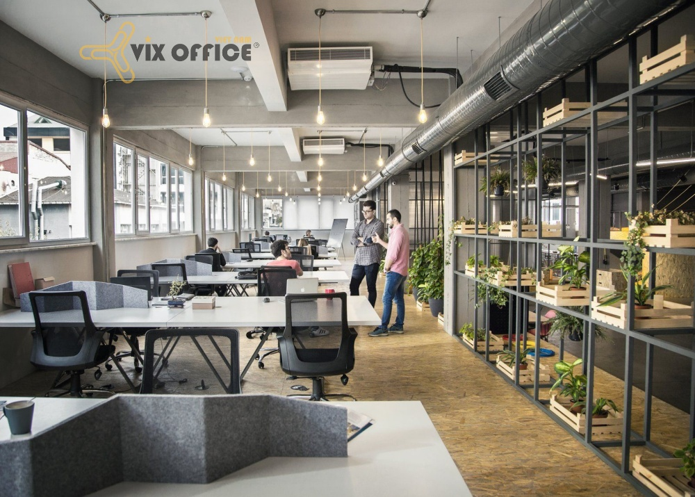Finding a suitable design style for the office- office interior design in Ho Chi Minh City