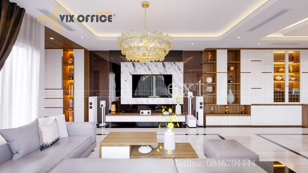 Interior design brings mulitple functions for the owners and businesses