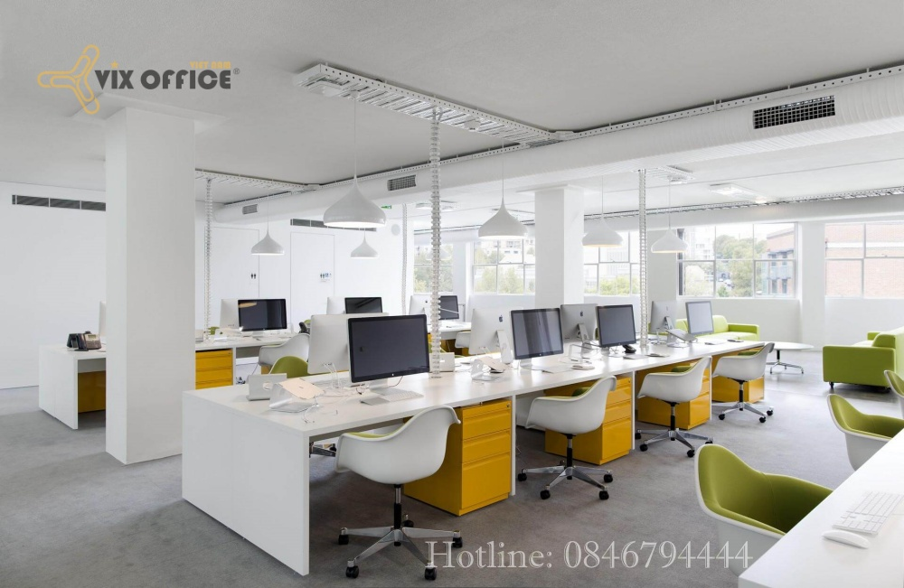 Office furniture has more and more model designs