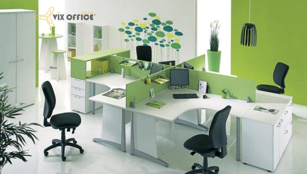 Finding the right colors for beautiful office design