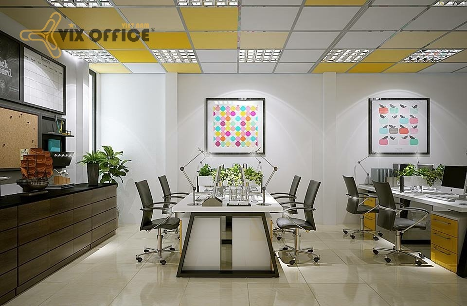 Interior designs with special colors