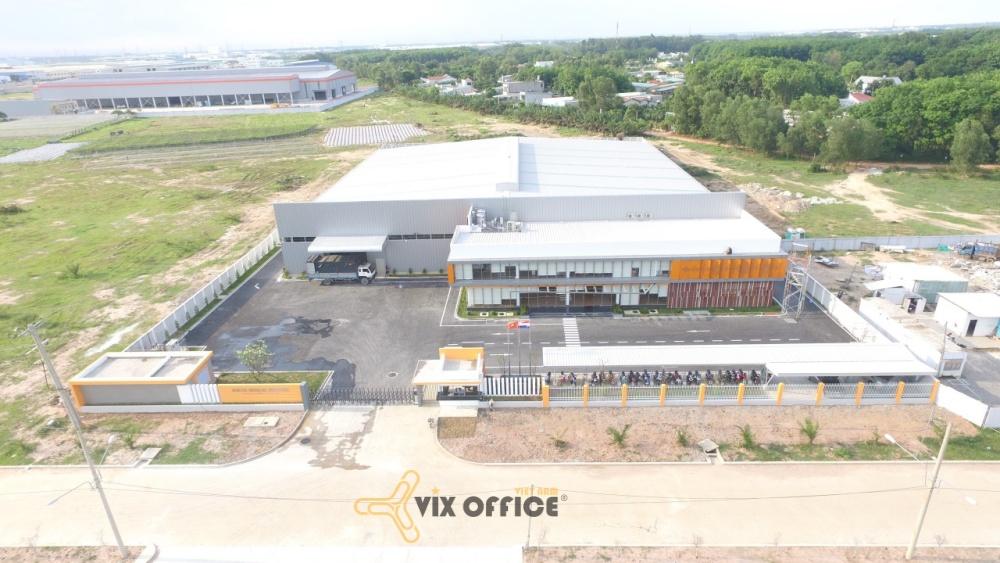Design and construction of HUNTER DOUGLAS factory