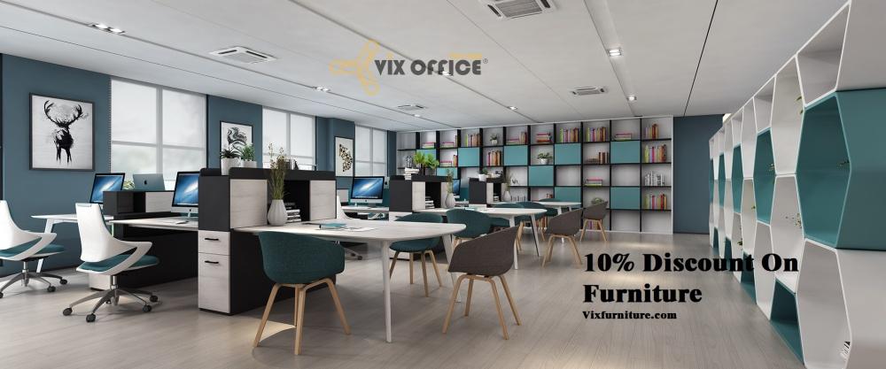 Vix Office - Interior Desin In VietNam