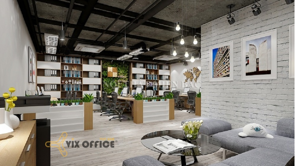 The important roles of designing professional office interior