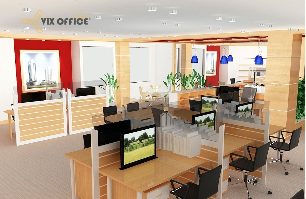 Sheng fui factor is an important factor in office interior design