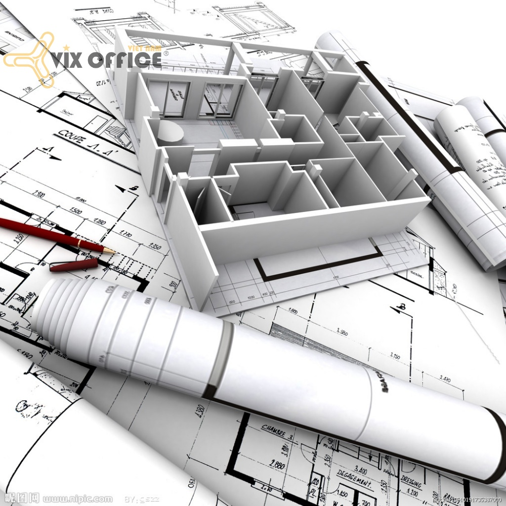Design of construction technical documents